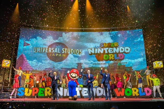 『SUPER NINTENDO WORLD』 グローバル・キックオフ・プレゼンテーション