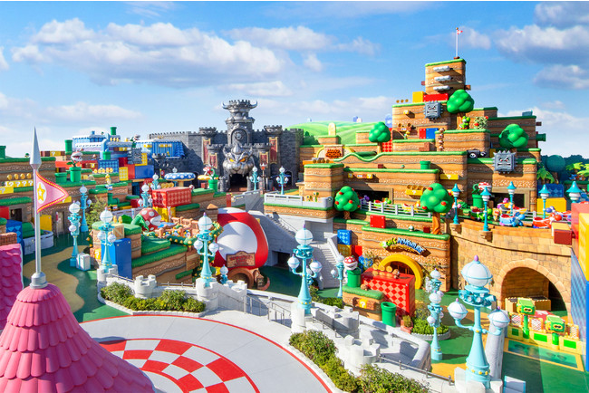 Take The Warp Pipe To Super Nintendo World February 4