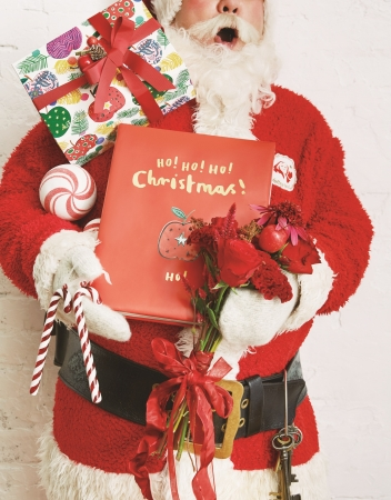 11 22 木 ho ho ho christmas gift afternoon tea livingに