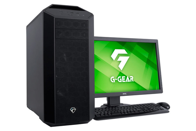 G-GEAR neo ミドルタワーケース (Cooler Master製 MC500P カスタム)