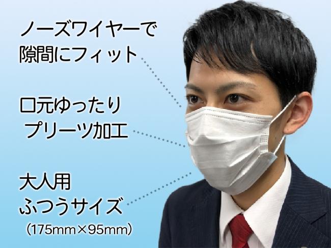 マスク 口コミ コメリ