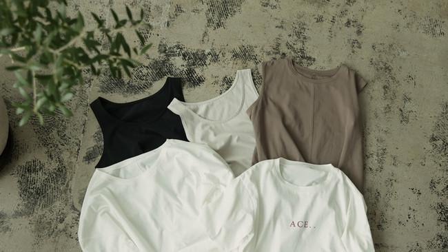 サスティナTシャツシリーズ