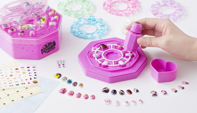 大人顔負け!子供用ネイル玩具登場!|メガハウスのプレスリリース