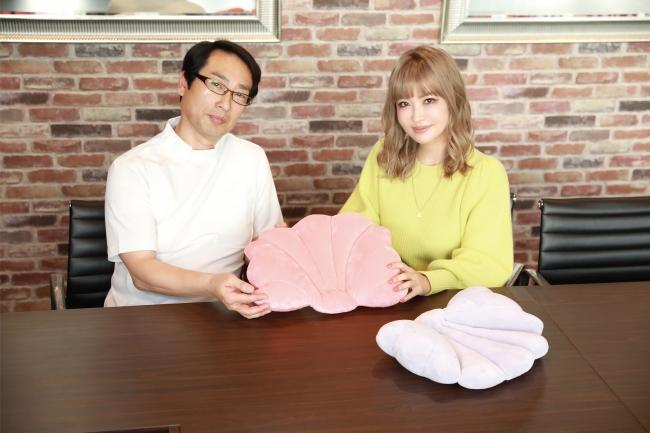 後藤先生と平子さんのコラボ企画
