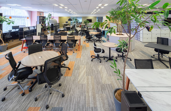 ヴィス、東京オフィスをリニューアル|コロナ禍における働き方の変化をレイアウトに反映。アフターコロナを見据えたオフィスへ