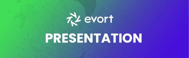 evort社のプレゼンテーション