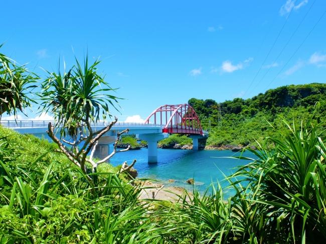 伊計島_観光客に人気のうるま市の観光スポット