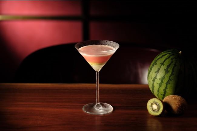 スイカマティーニ/Watermelon Martini