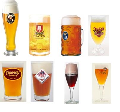 世界のビールが楽しめます!※画像はイメージです。