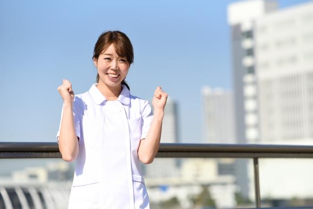 看護師のモチベーションアップ