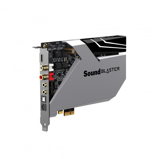 Sound Blaster AE-9_Card
