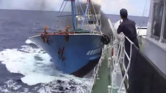 漁船 中国