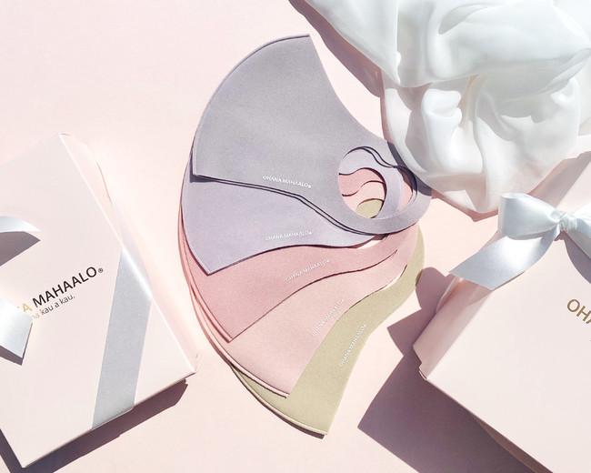 オハナ・マハロ オリジナルマスク全5色