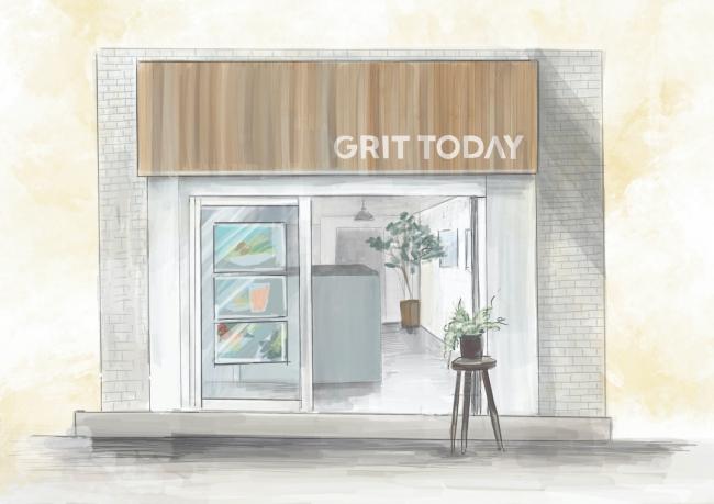 GRIT TODAY_外装イメージ
