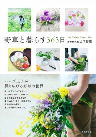 『野草と暮らす365日』山と溪谷社 刊