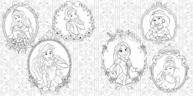 最も人気のある ディズニー ぬりえ 無料 印刷可能な塗り絵
