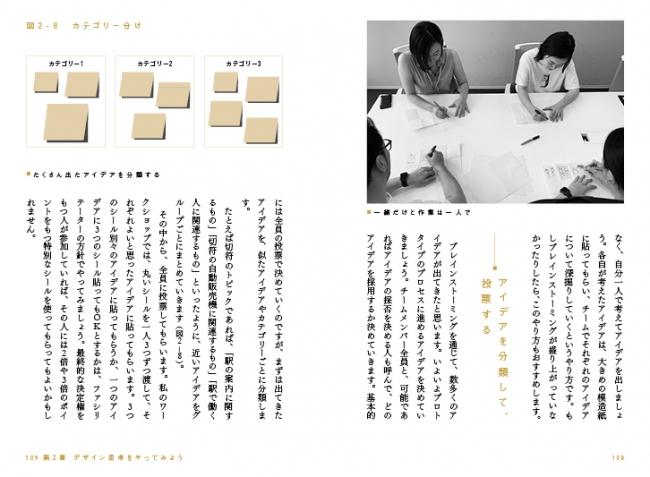 写真や図、イラストが豊富に入り、理解を助けます