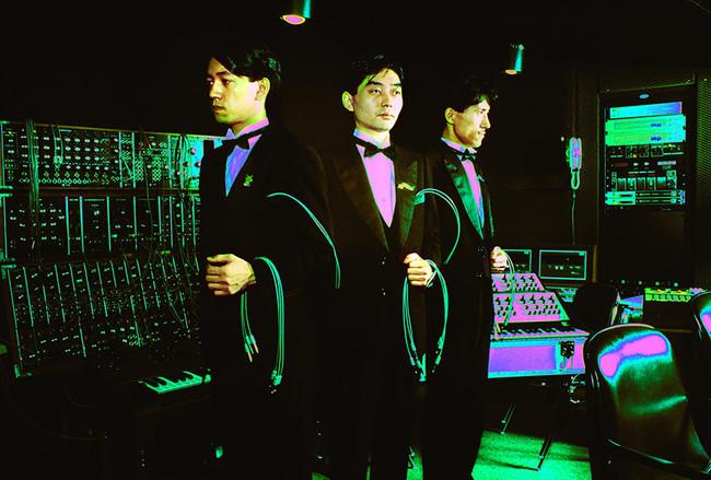 """Yellow Magic Orchestra, Tokyo, 1979"" @Sukita、無断転載禁止"