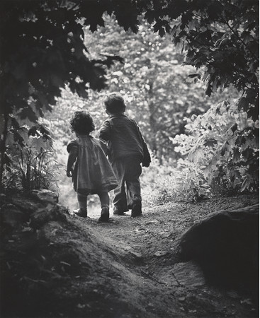'The Walk to Paradise Garden.' ©1946, 2021 The Heirs of W. Eugene Smith