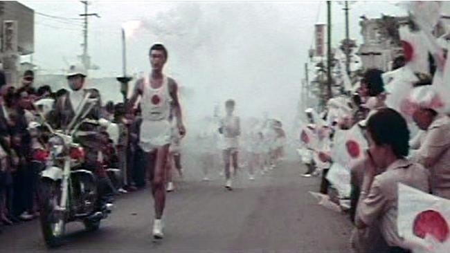 『聖火 郷土に燃えて』(1964 オリンピック東京大会 埼玉県記録映像)