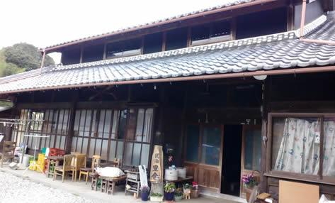 4位:奈良県 農家体験民宿 里舎(外観)
