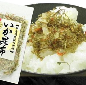 【4位】 澤田食品のいか昆布