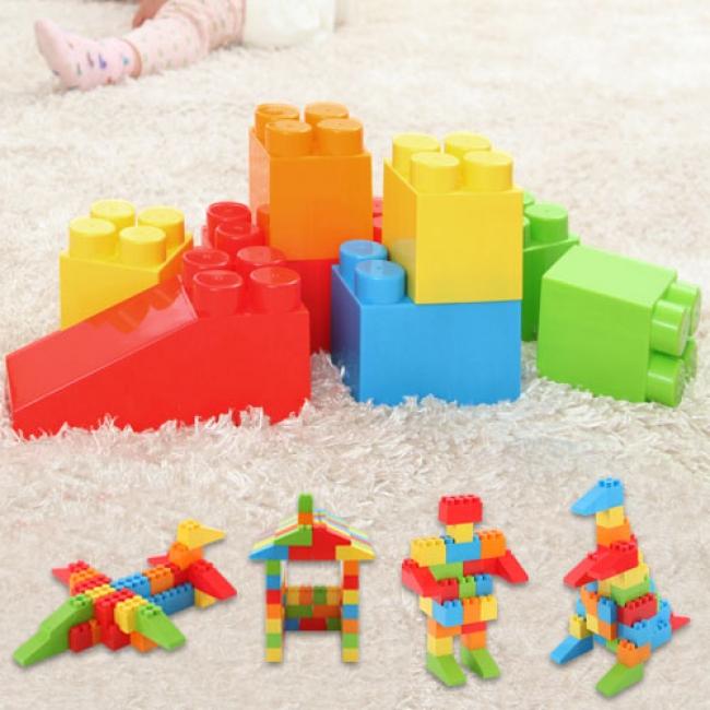 大賞を受賞した 「おもちゃブロック」