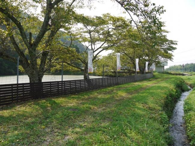 現存する銀の馬車道(神河町)(イメージ)