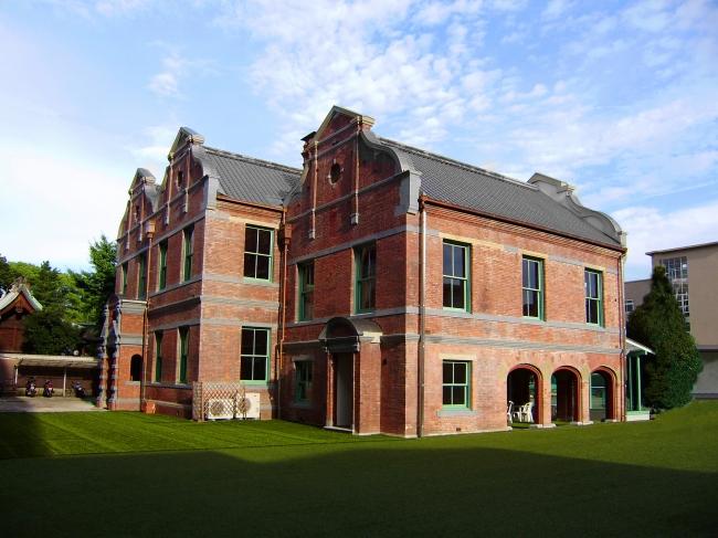 座学講座会場:平安女学院大学