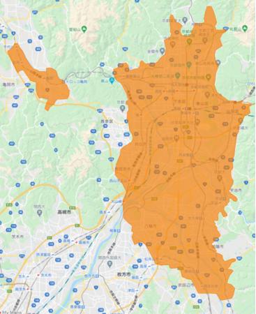 didiフード京都マップ