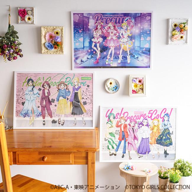 ●A2クリアポスター(全3種) 1,500円(税別)