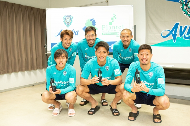 左上から輪湖 直樹選手、杉山 力裕選手、鈴木 惇選手、遠野 大弥選手、上島 拓巳選手、湯澤 聖人選手