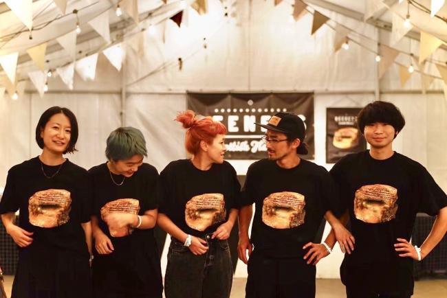 「SWEET LOVE SHOWER 2019」Candle JUNEさんプロデュースのGOOD VIBES会場に出店