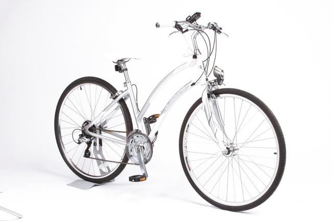 自転車の 発電 自転車 : なんと「ダイナモ発電からiPhone ...