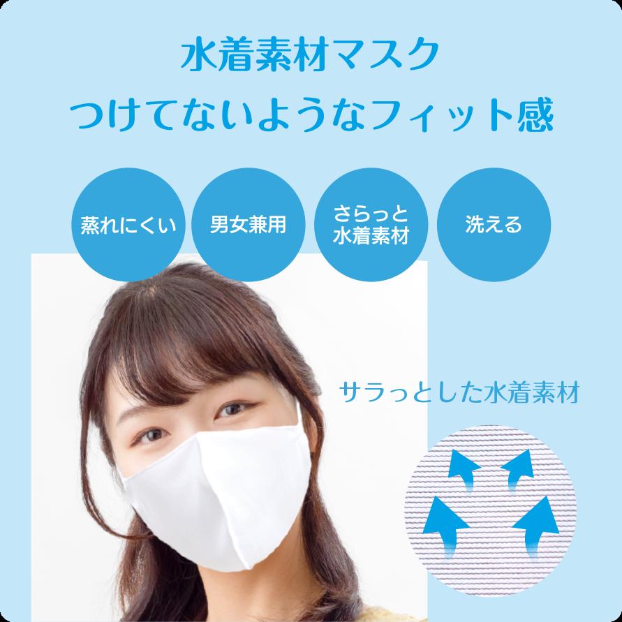 マスク 息切れ