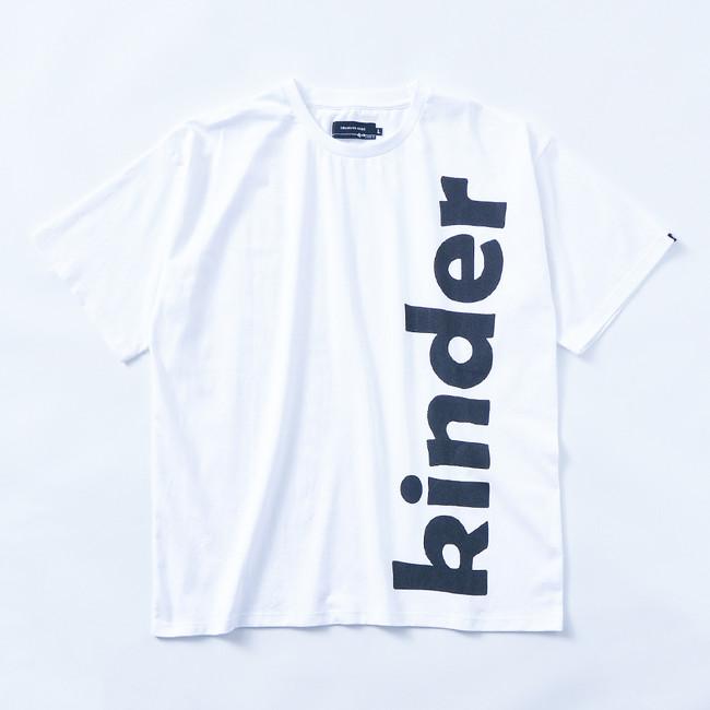 大人用サイズのKinder Tシャツ