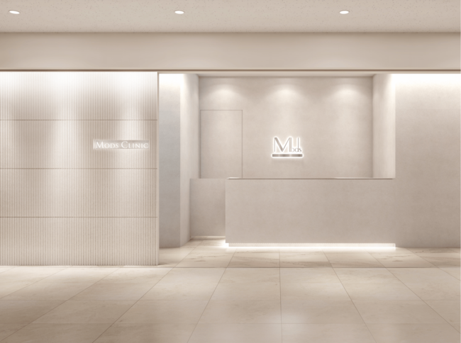 Mods Clinic (モッズクリニック) 大阪院