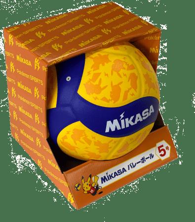 MIKASA バレーボール5号 Pokémon SPORTS