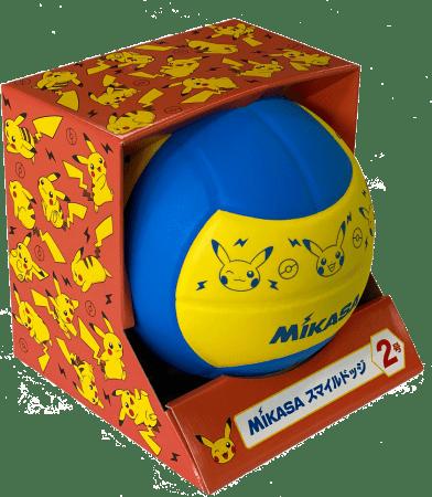 MIKASA スマイルドッジボール2号 Pokémon SPORTS