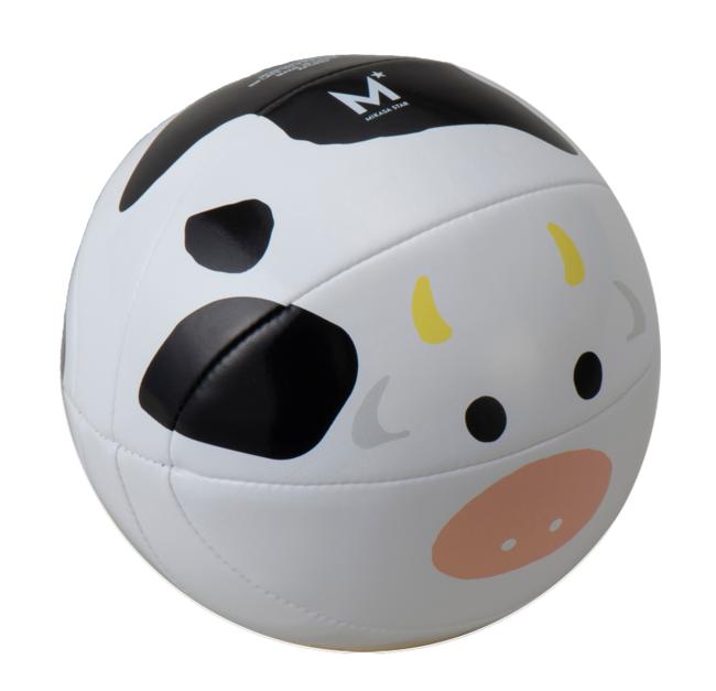 景井ひなコラボデザイン マスコットボール(うし)