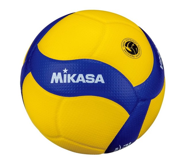 作中で描写されているバレーボール(V200W)