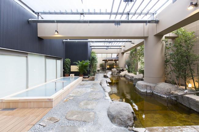 極上の癒しをご提供する天然温泉