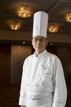 東京ドームホテル名誉総料理長 鎌田昭男