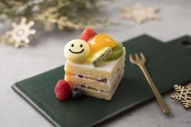 スマイルフルーツショートケーキ