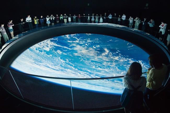 宇宙ミュージアム「TeNQ」