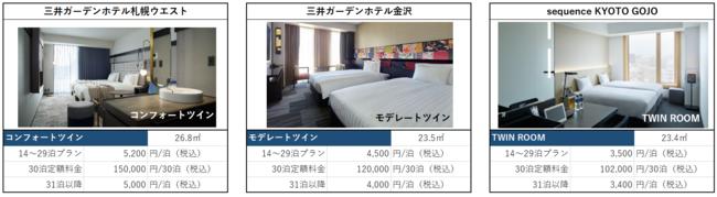 おすすめピックアップホテル
