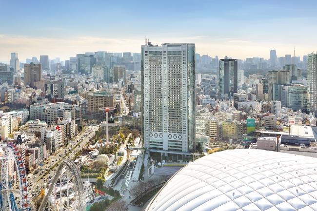 東京ドームホテル 外観