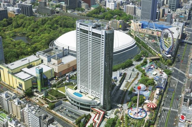 すぐそばにある楽しさいっぱいのスポット!東京ドームシティ&東京ドームホテル