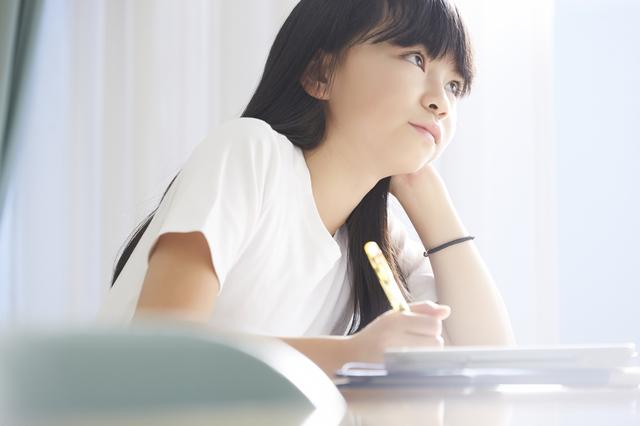 1日でも早く学校で勉強がしたい