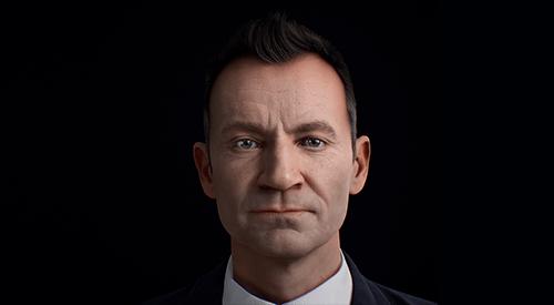 デジタルヒューマン UBS Dani